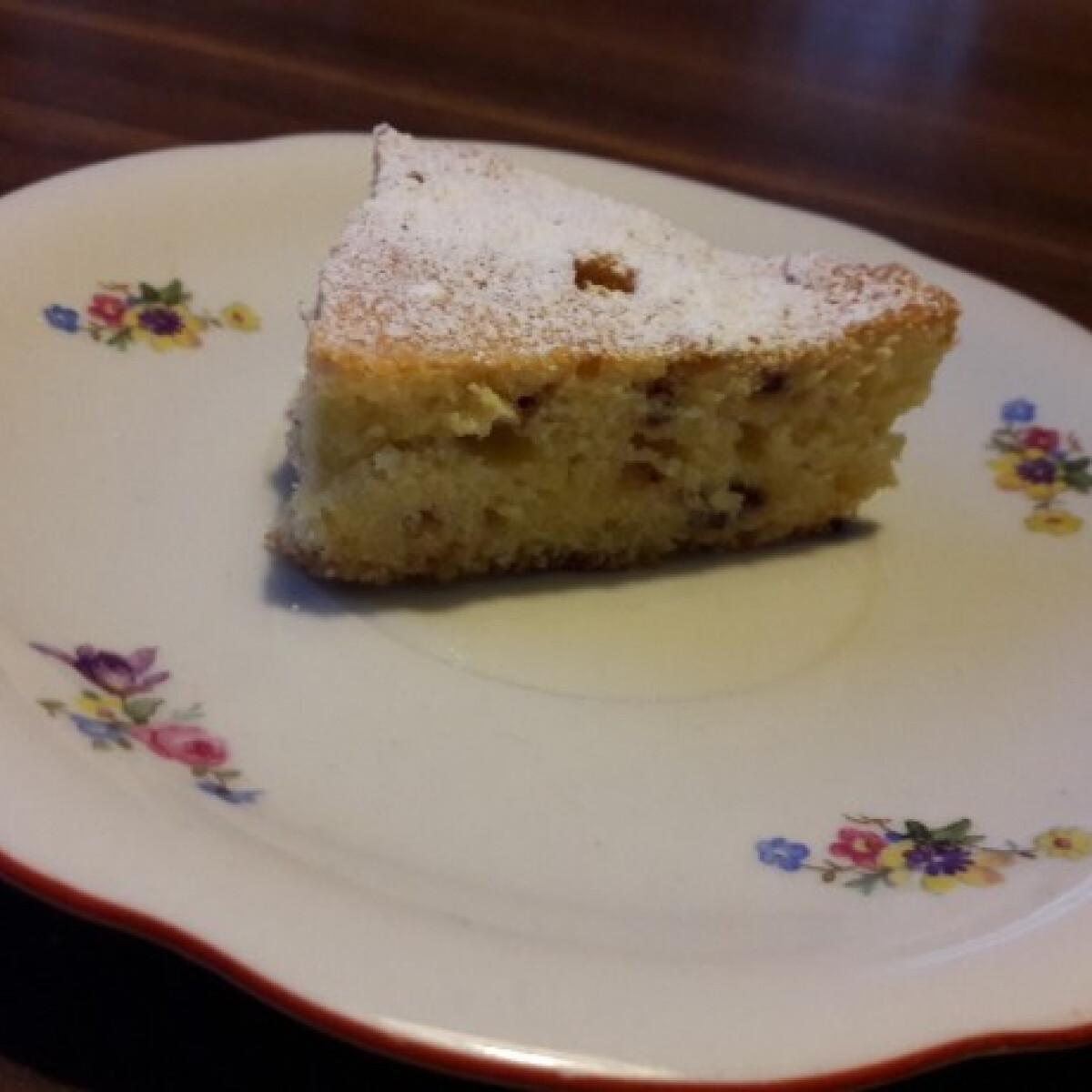 Ezen a képen: Mikuláscsokis süti