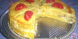 Puliszka torta