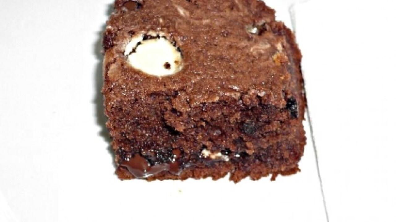 Kakaós-csokis sütemény