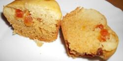 Barackos muffin töjpilla konyhájából