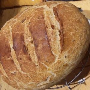 Teljes kiőrlésű kenyér jénaiban