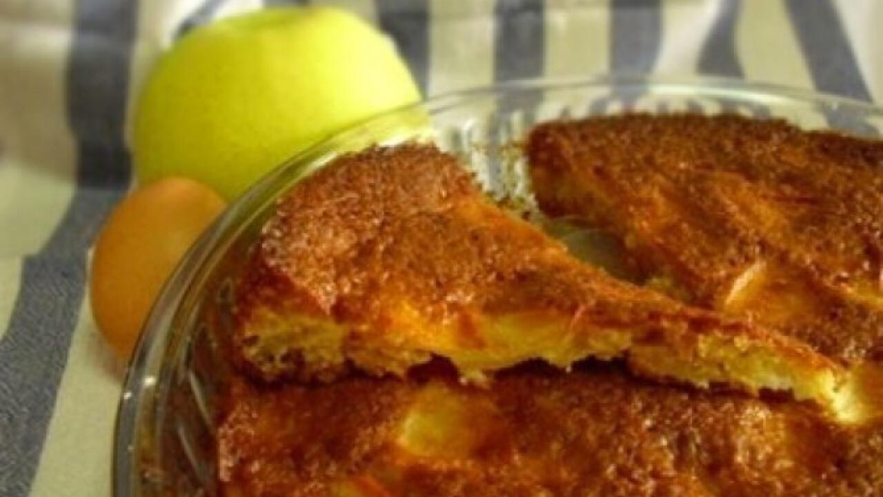 Gyors almás - gluténmentes