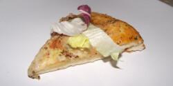 Eredeti olasz margherita pizza