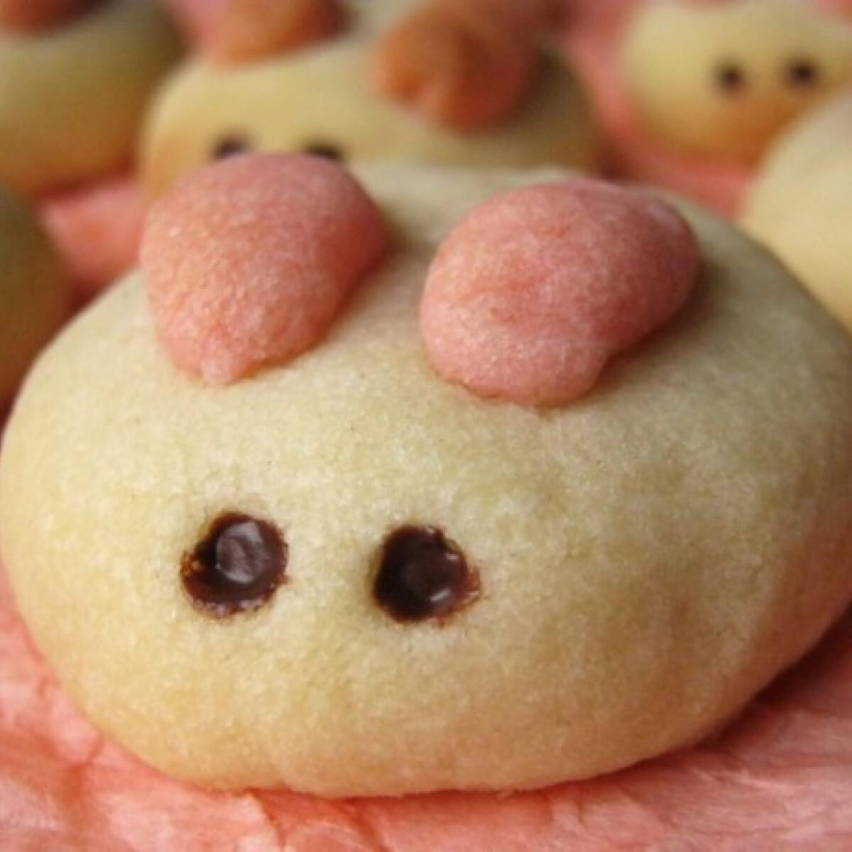 Ezen a képen: Húsvéti nyuszi kekszek