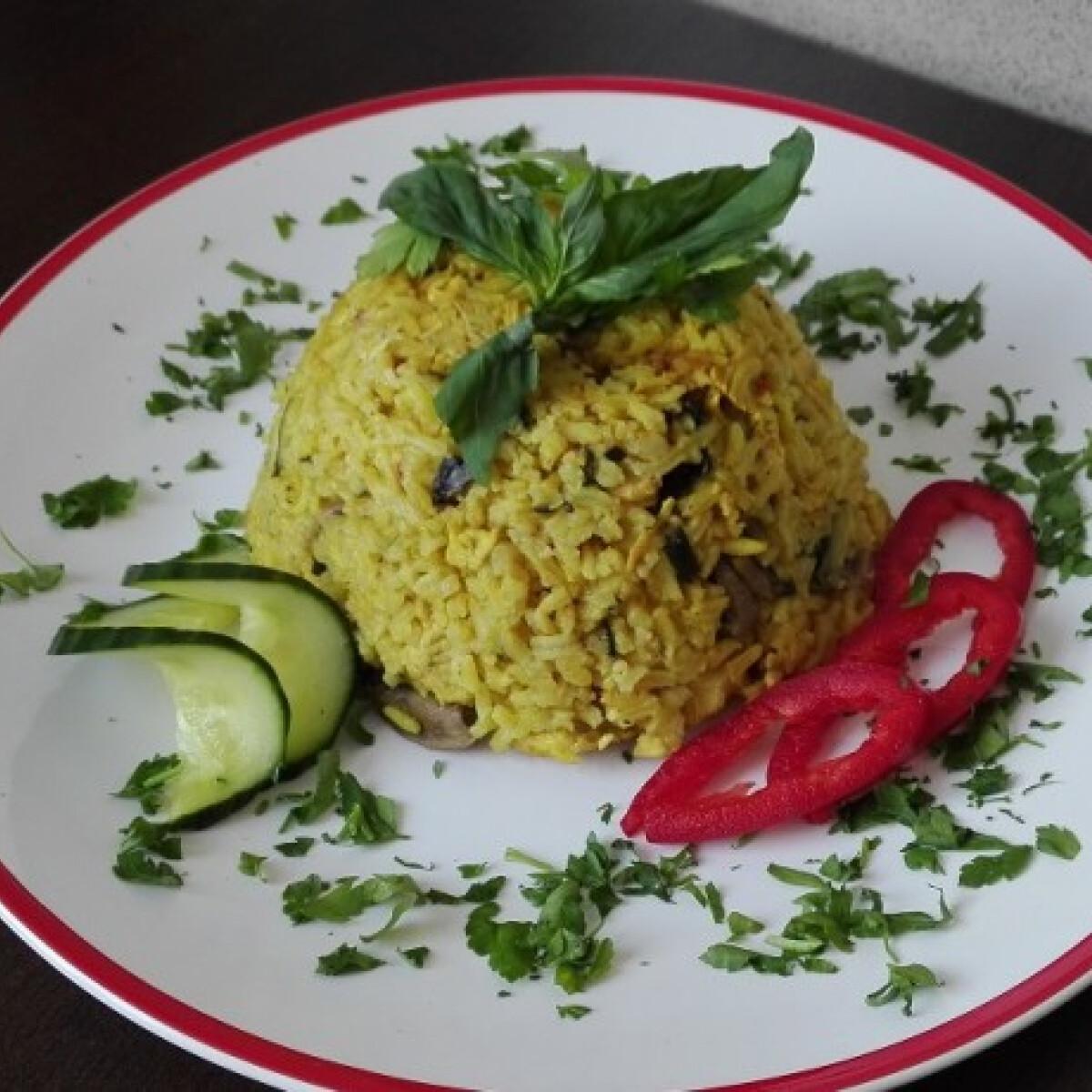 Ezen a képen: Currys jambalaya