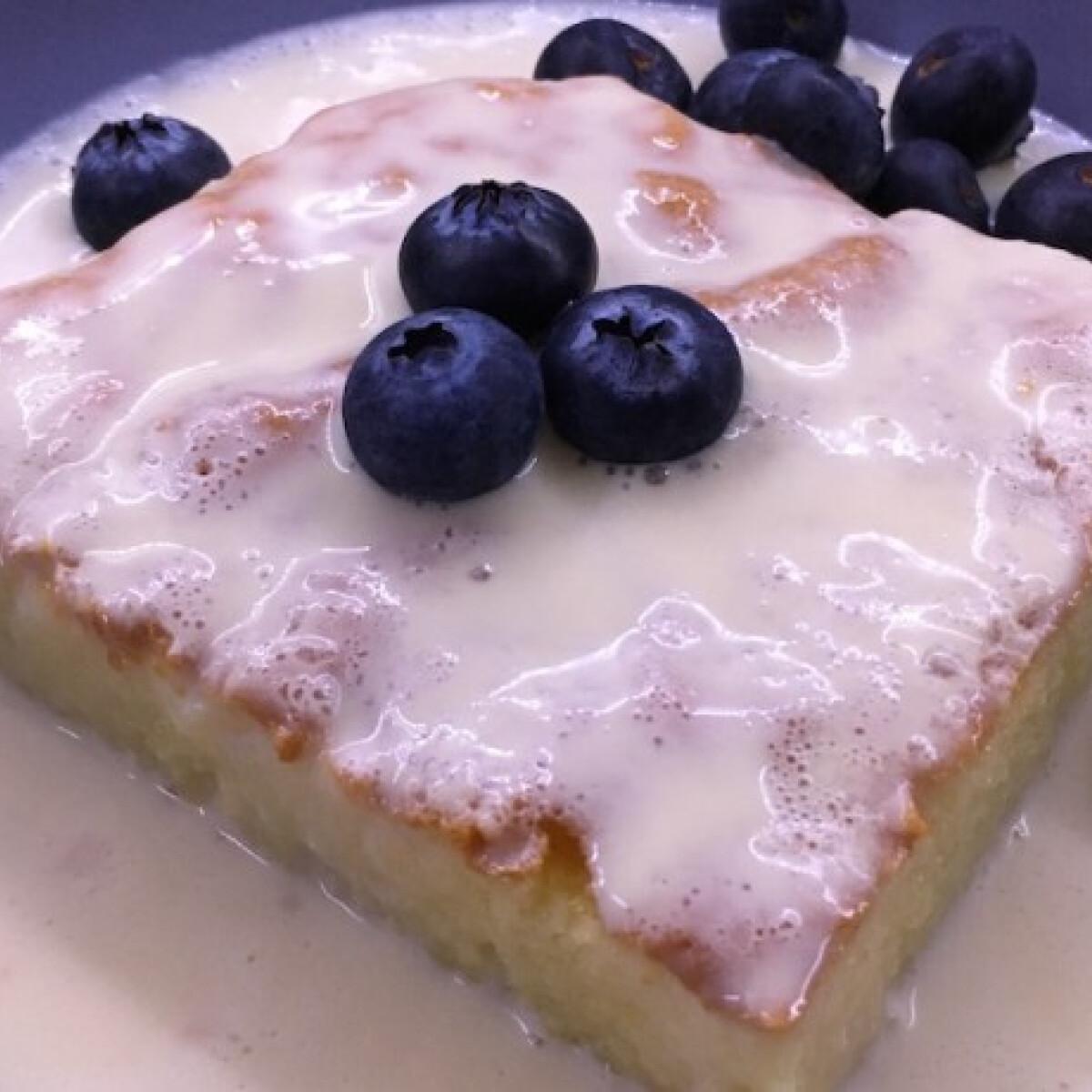 Ezen a képen: Háromtej sütemény