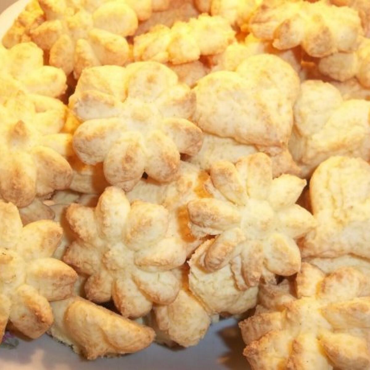 Egyszerü vajas keksz kekszpisztollyal