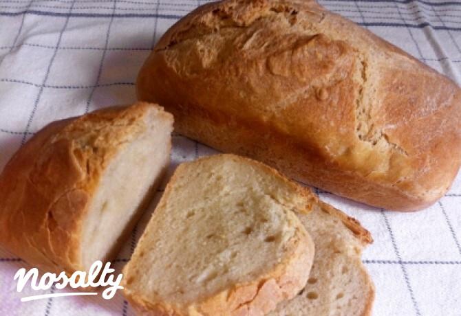 Házi fehér kenyér Pussycat konyhájából - Nosalty