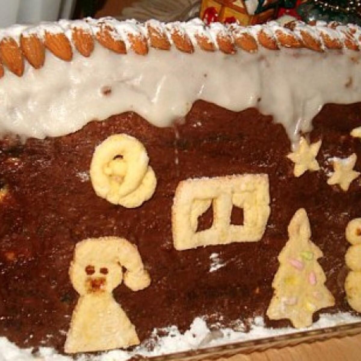 Ezen a képen: Mesebeli csokitetejű házikó
