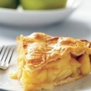 Omlós almás pite tej-és tojásmentesen