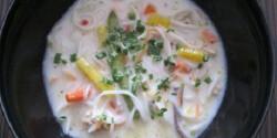 Thai-leves ahogy Szilvika készíti