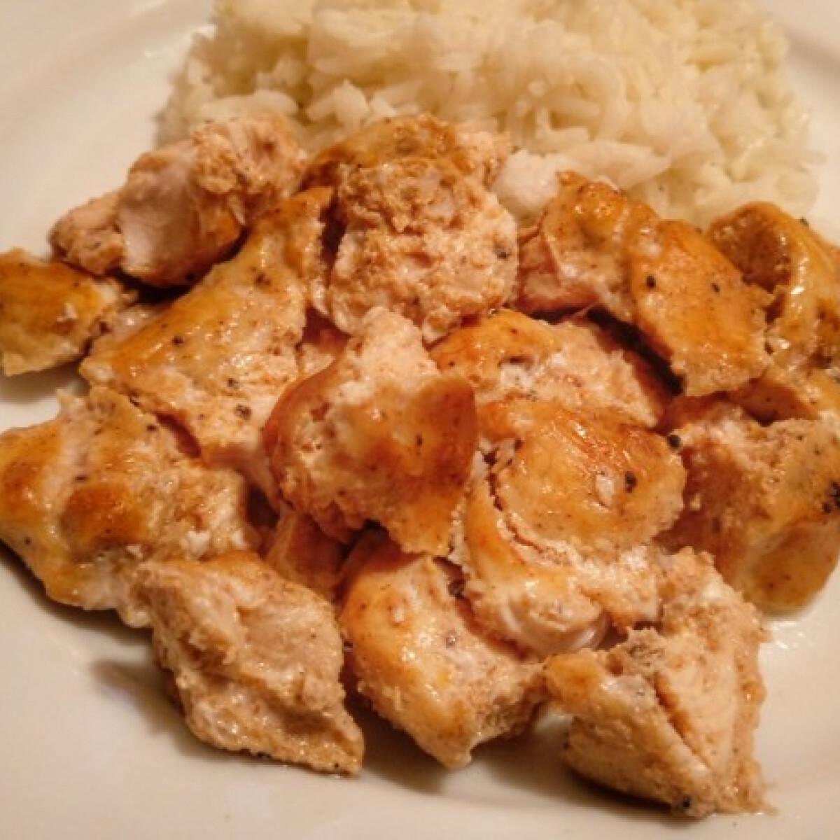 Ezen a képen: Shish Tawook - Taouk pácolt csirkemell
