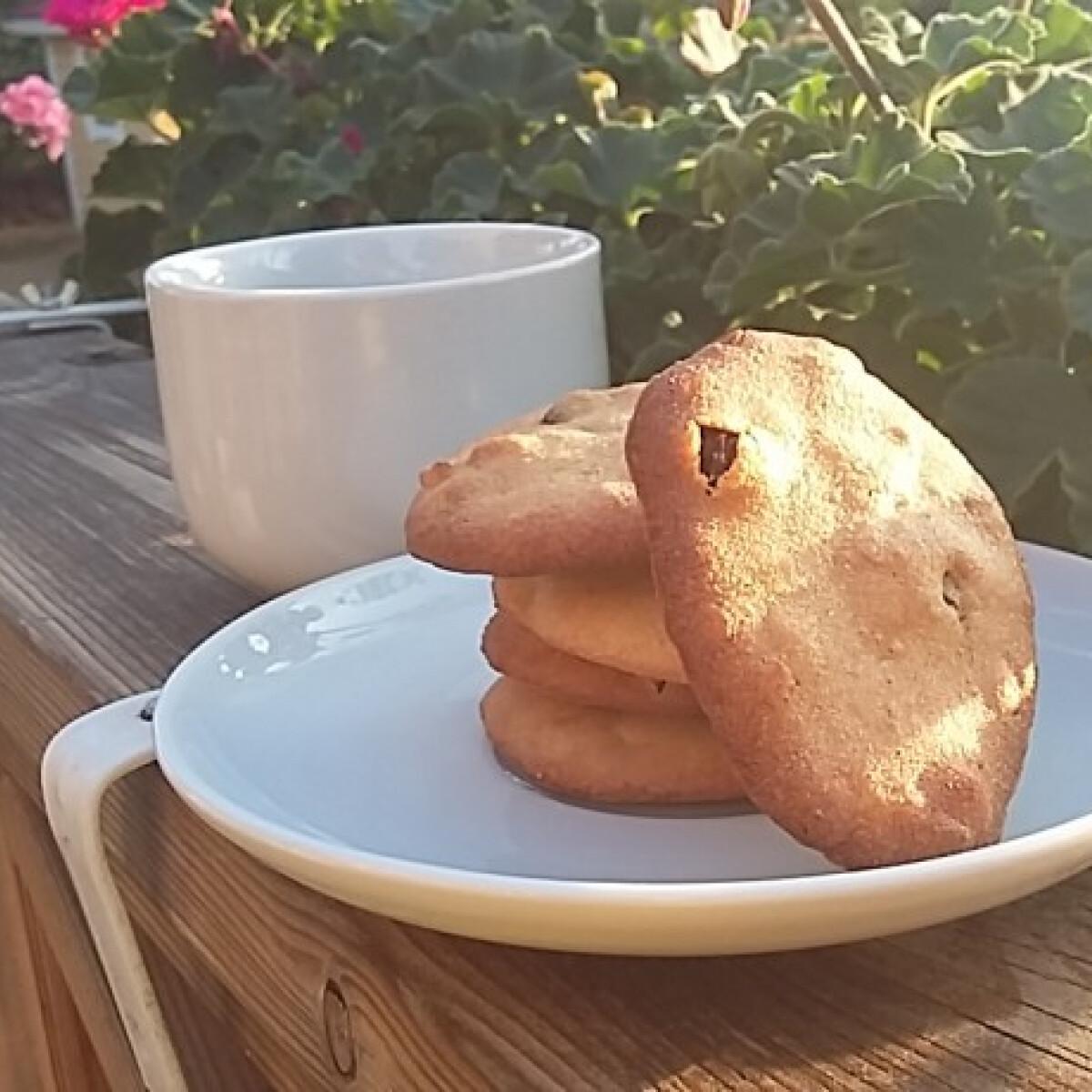 Mazsolás-mandulás keksz Mazsolavaj konyhájából