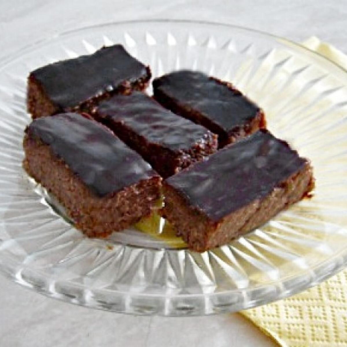 Csokoládés-kókuszos álom Iluskától