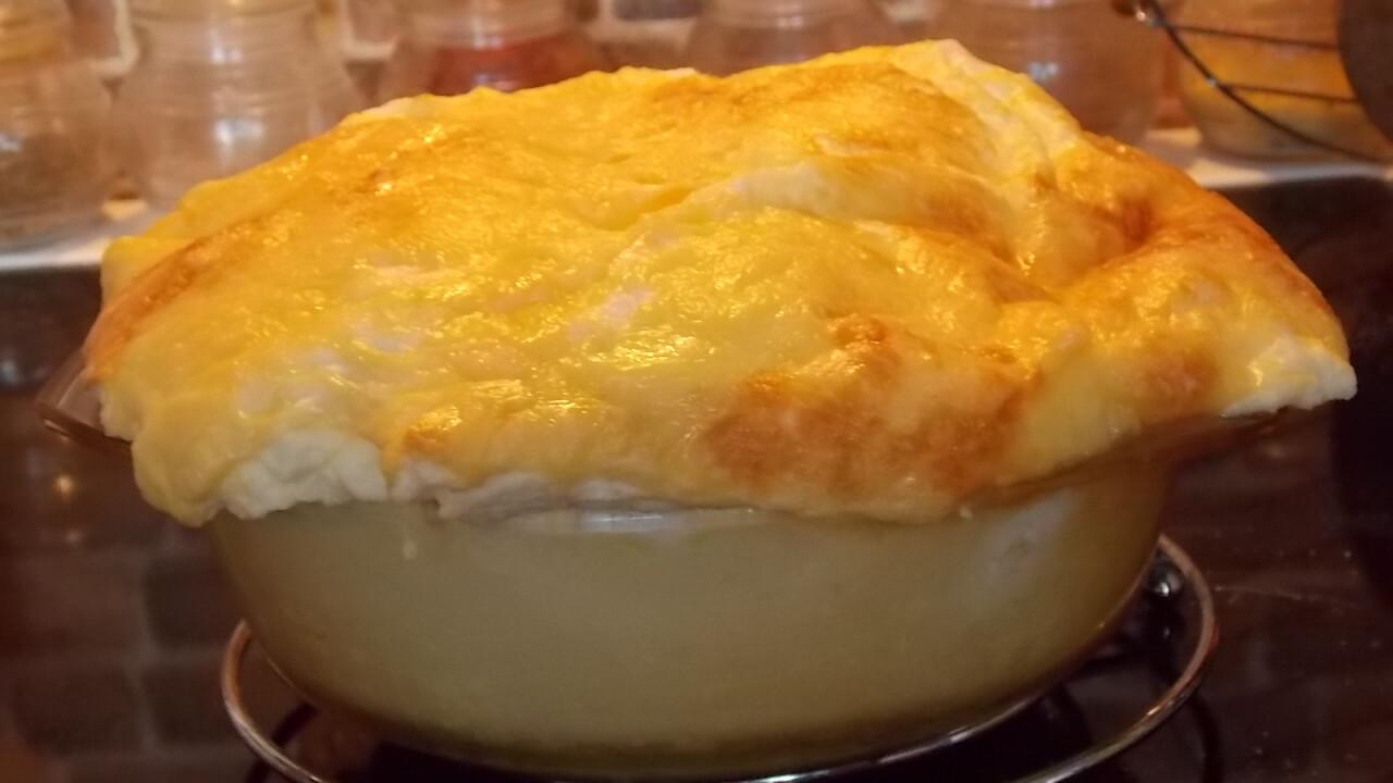 Sütőben sült buggyantott tojás