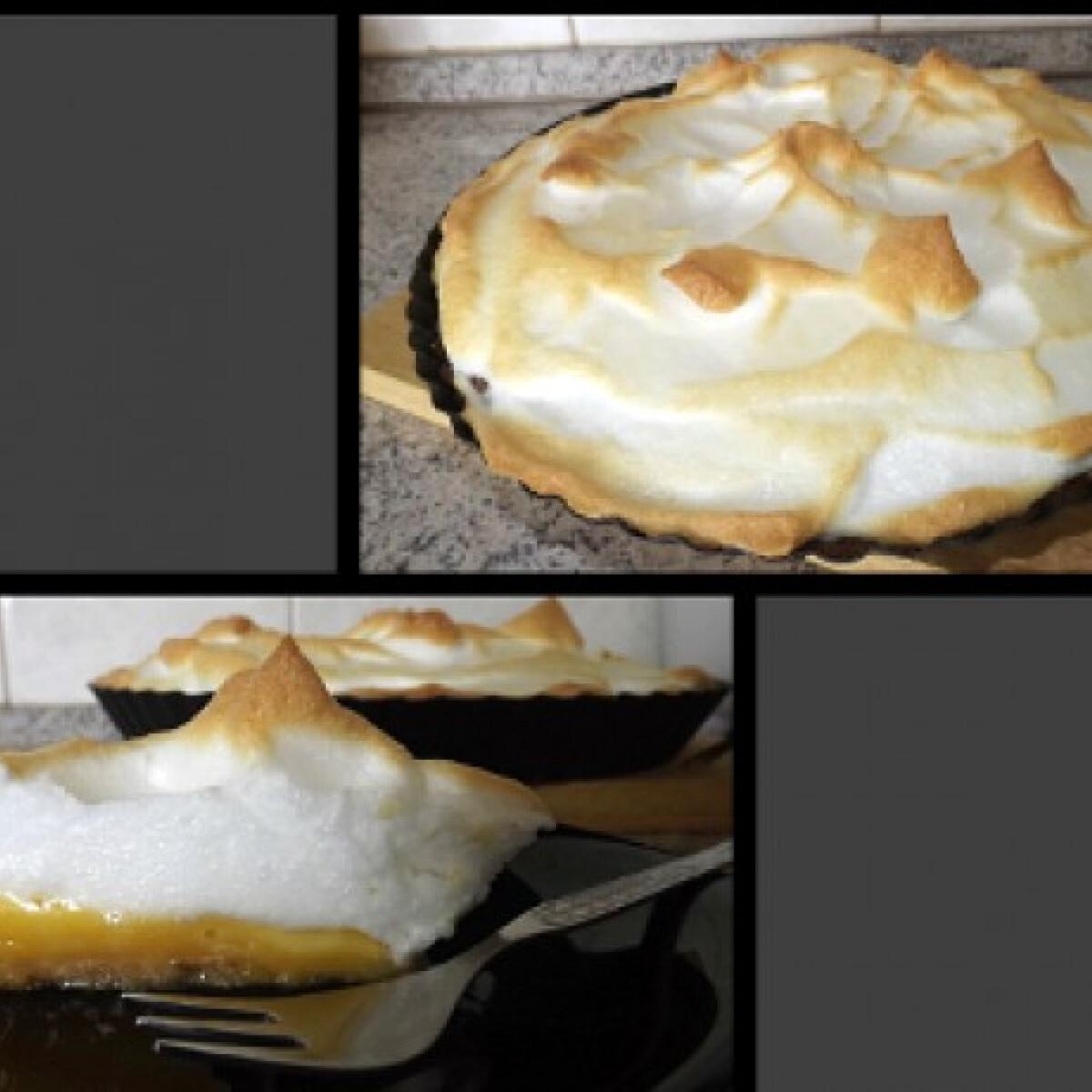 Ezen a képen: Citromtorta Egészségesanyuci konyhájából
