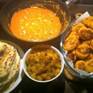 Indiai finomságok HK konyhájából