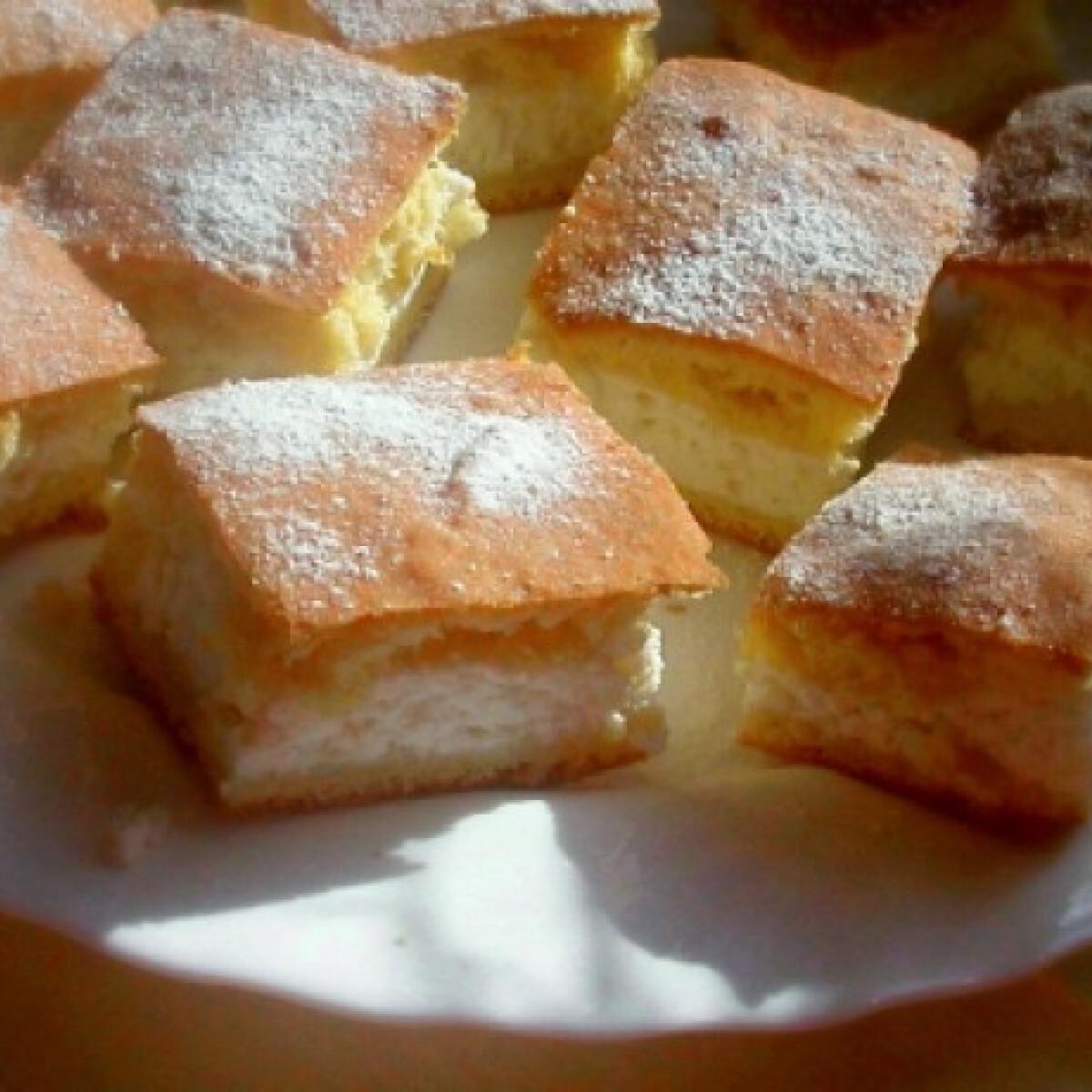 Ezen a képen: Túrós süti Limon konyhájából