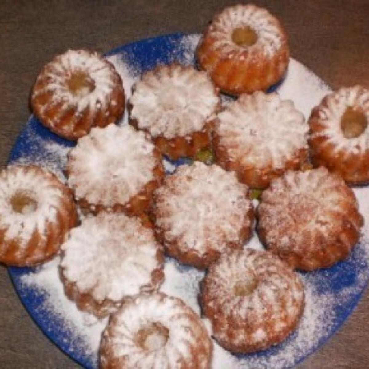Ezen a képen: Fügés muffin