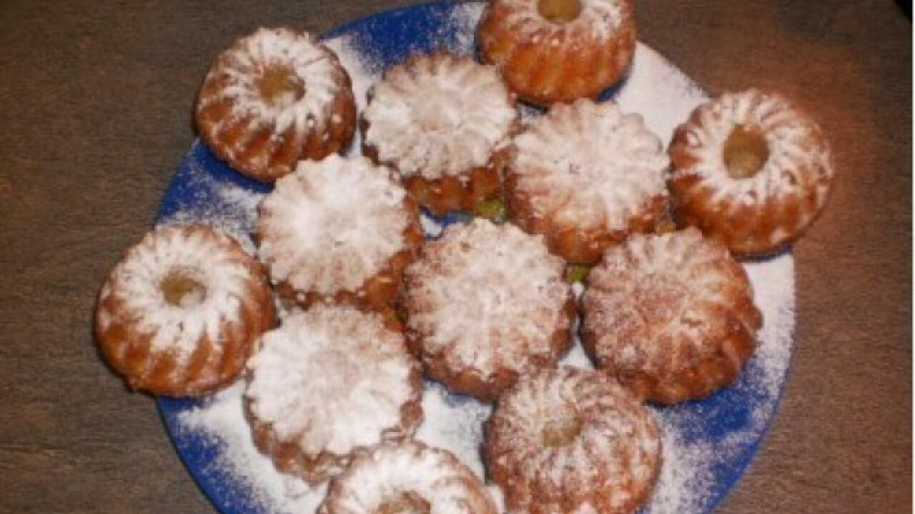 Fügés muffin