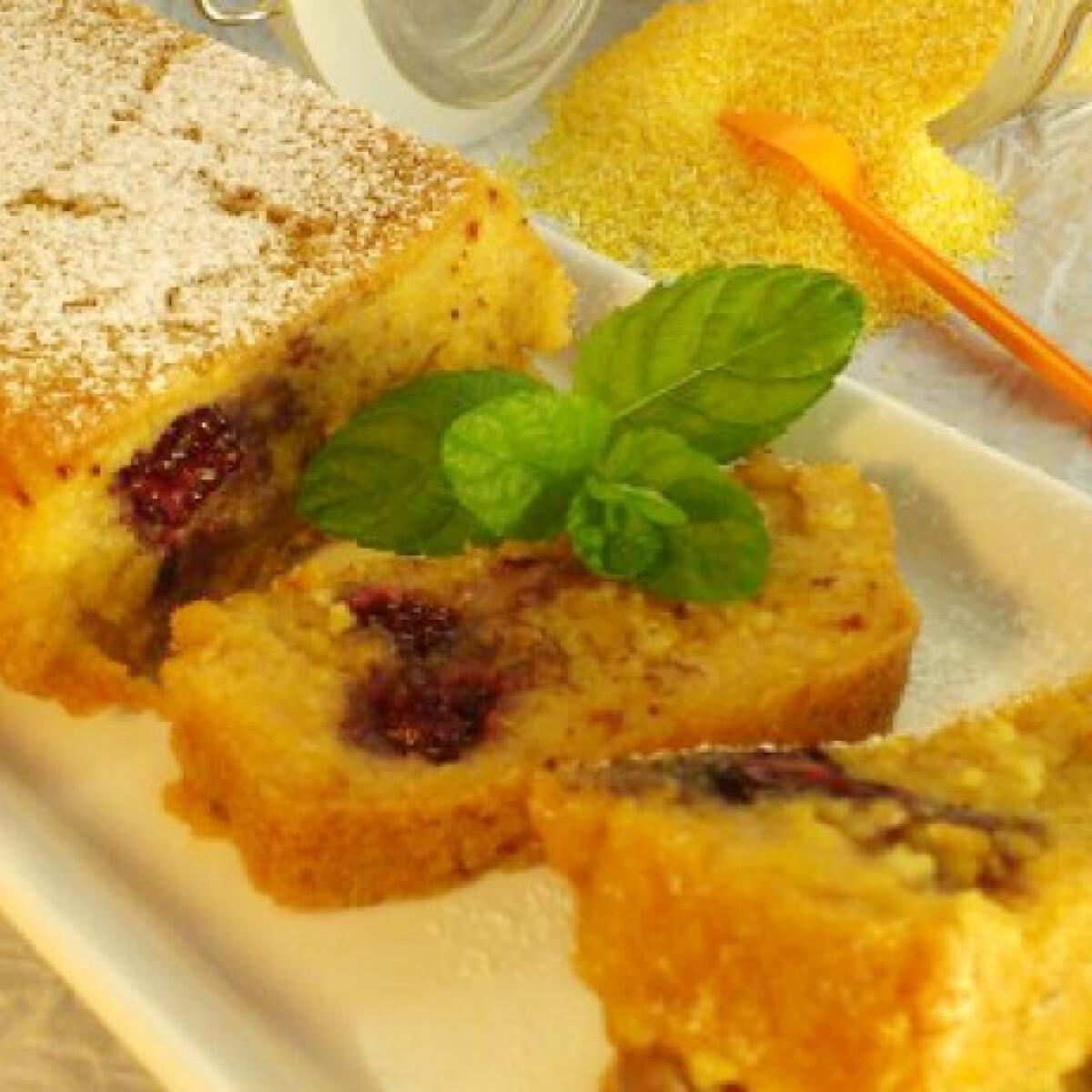 Ezen a képen: Szedres polentasüti