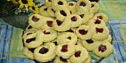 Lekváros darálós keksz Iluska konyhájából