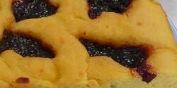 Kukoricaprósza 4. -szilvalekvárral