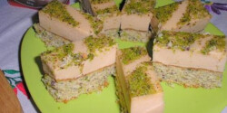 Pisztácia torta