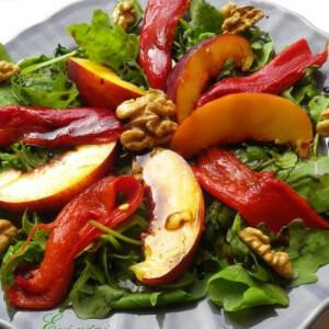 Őszi saláta Évi nénitől