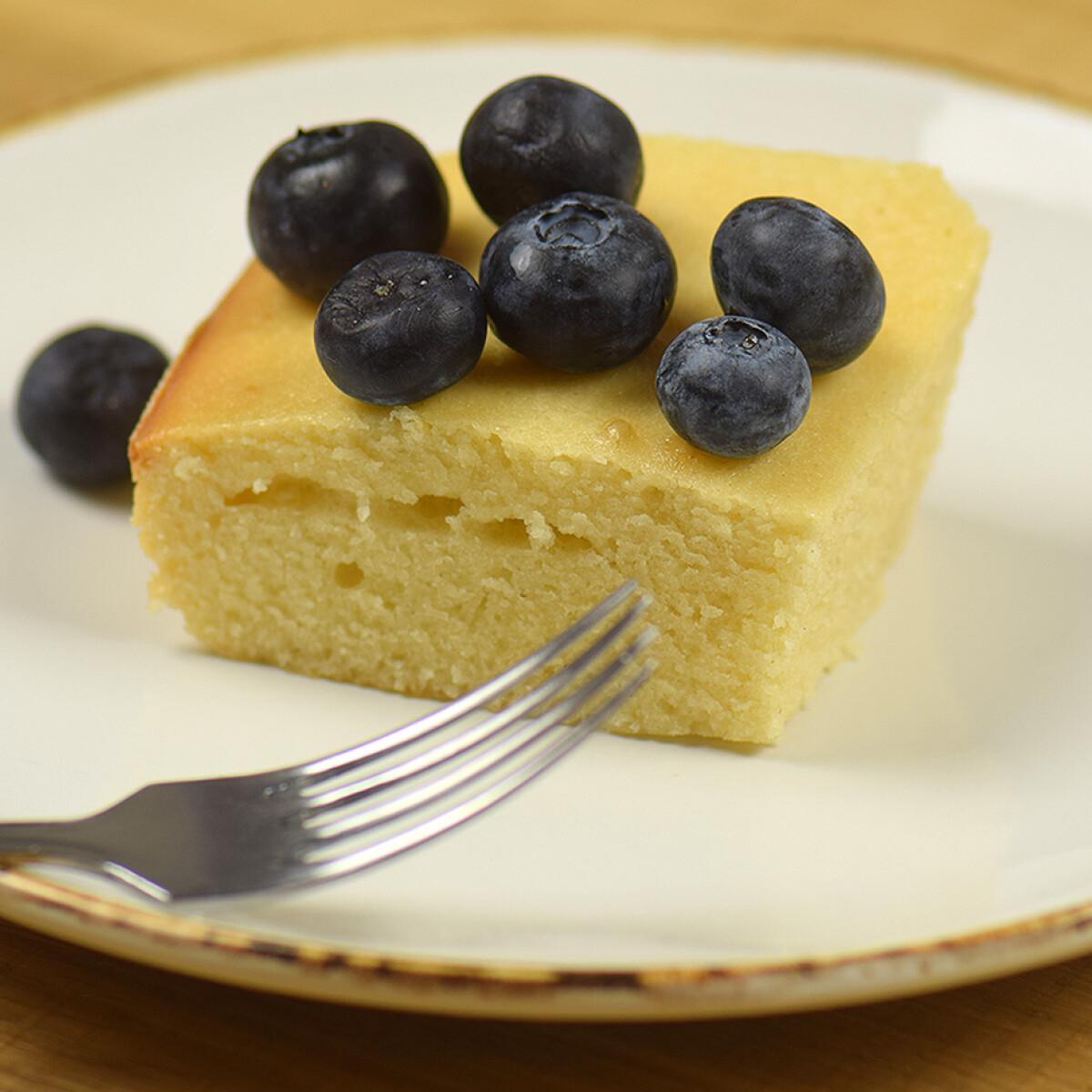 Ezen a képen: Joghurtos bögrés süti