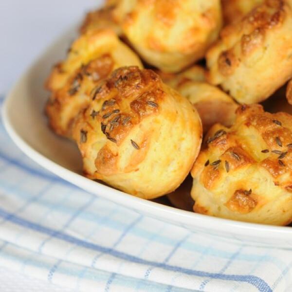 Krumplis pogácsa 4. (hajtogatott)