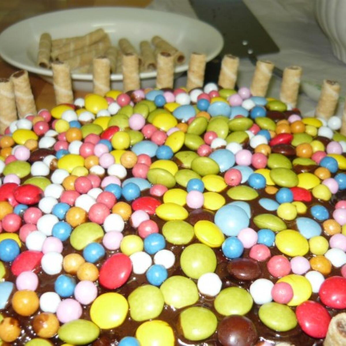 Ezen a képen: Csokitorta Adrica konyhájából