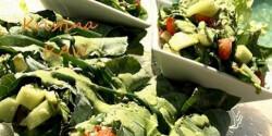 Zöldség taco kesudió öntettel RAW-tól