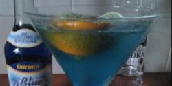 Kék lagúna koktél
