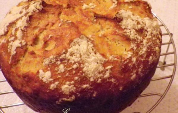 Káposztás kenyér