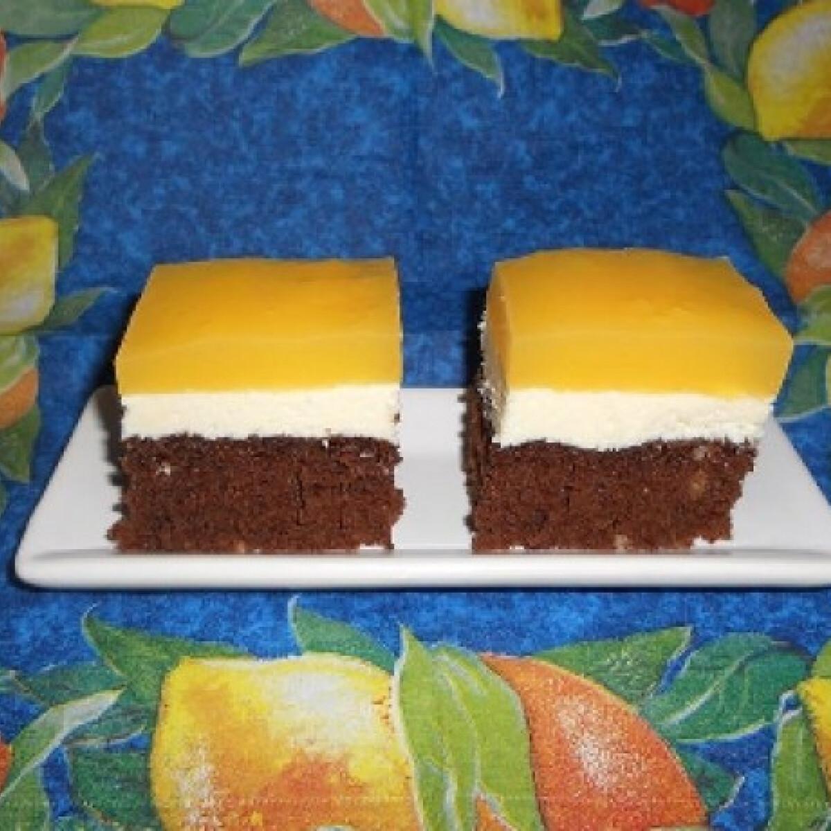 Ezen a képen: Üdítő süti