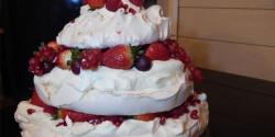 Pavlova torta Gluténmentes Séftől