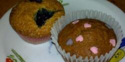 Muffin (tojásmentes)