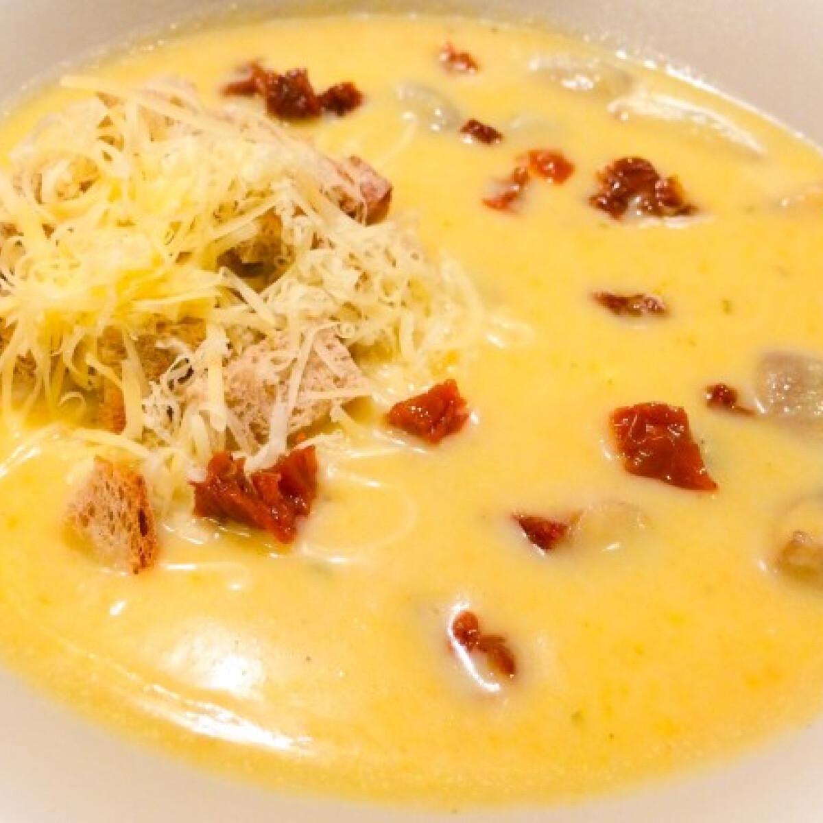 Ezen a képen: Vitamin leves