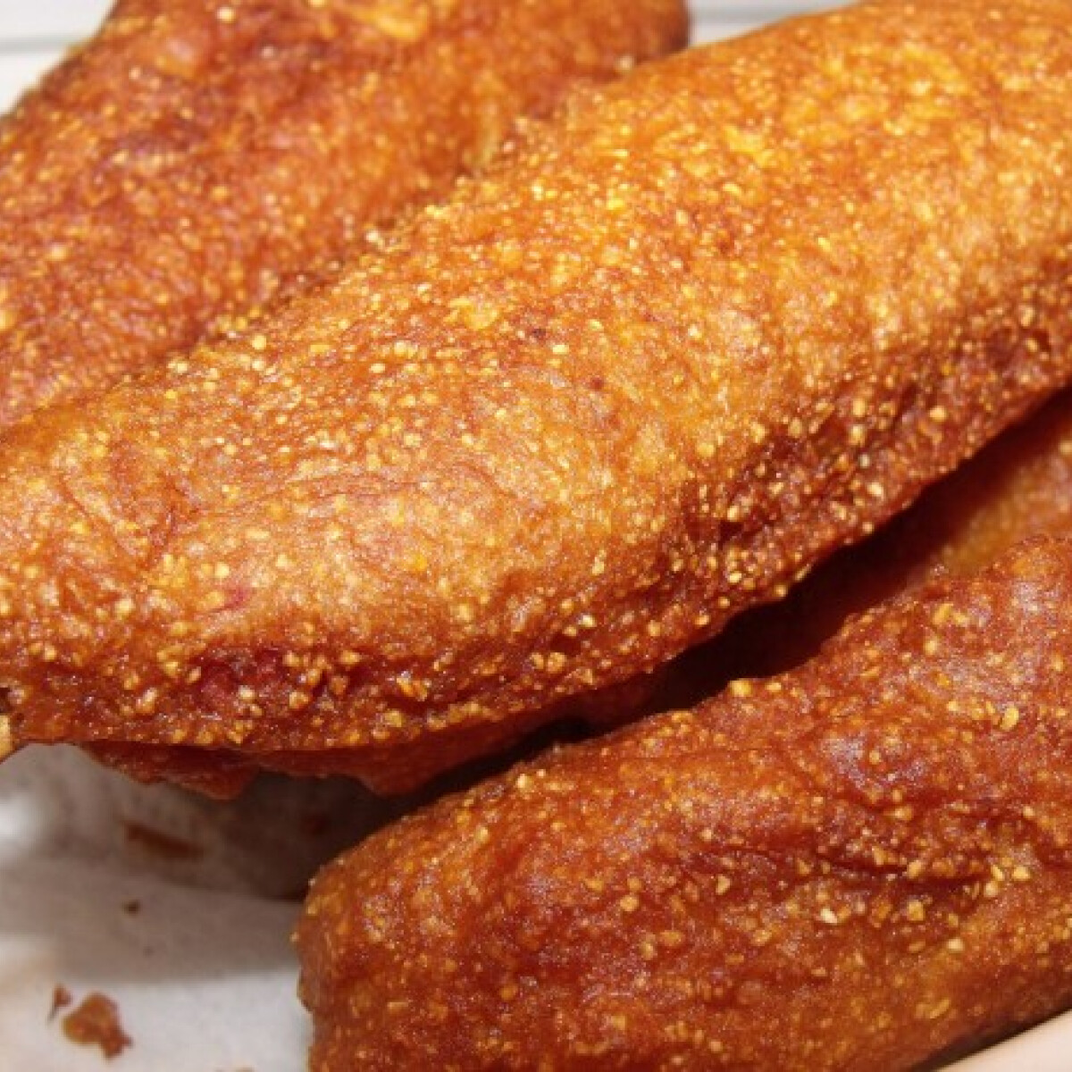 Ezen a képen: Corn dog ahogy ízek blogja készíti