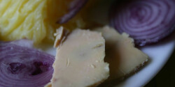 Zsírjában sült kacsamáj