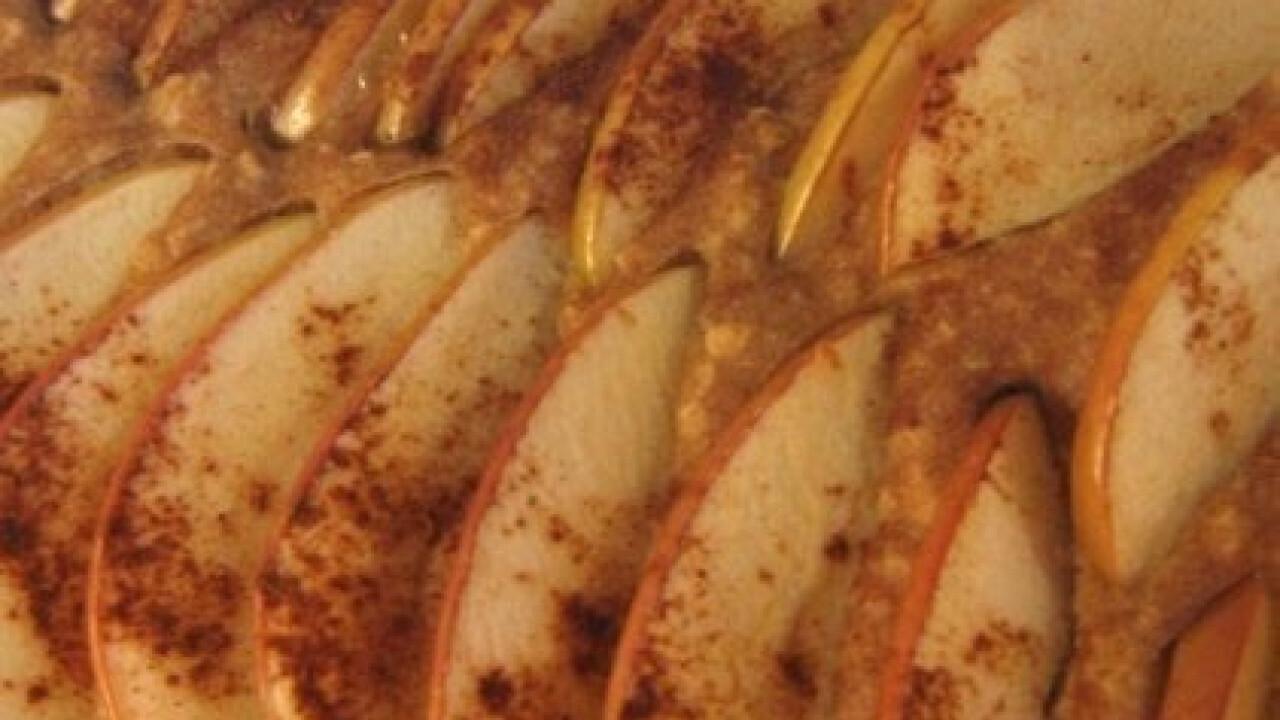 Tepsiben sült almás palacsinta 2.  -reform változat