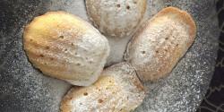 Madeleine egyszerűen glutén-, laktóz- és cukormentesen