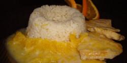 Narancsos csirkemell