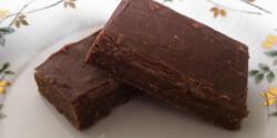 Rumos csokiszelet