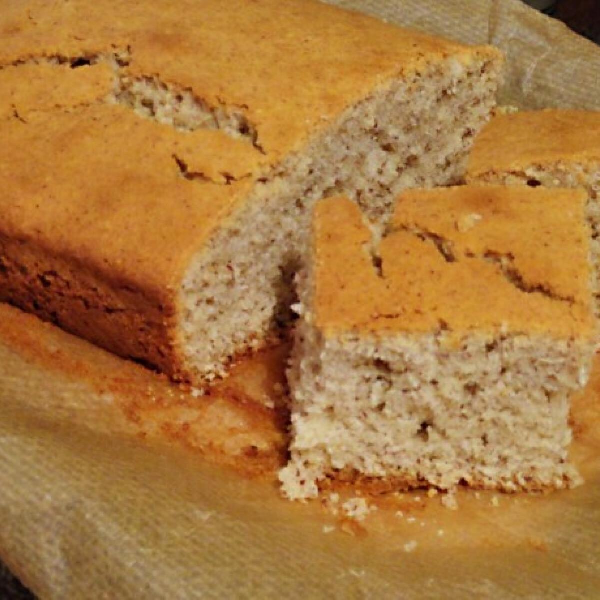 Ezen a képen: Portugál fahéjas sütemény