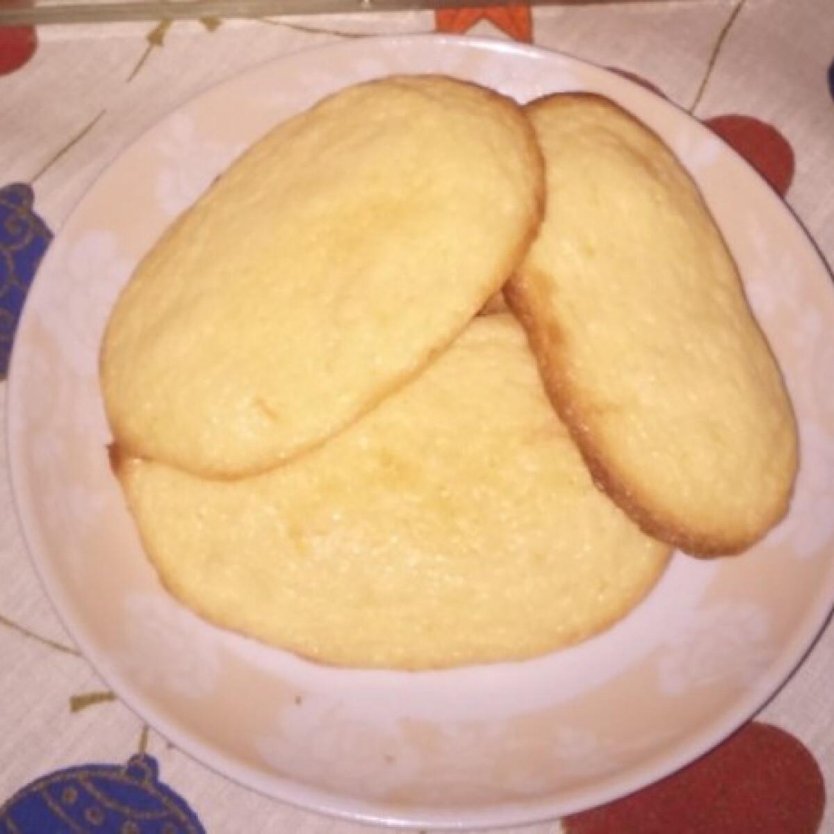 Narancsos keksz Gombi konyhájából