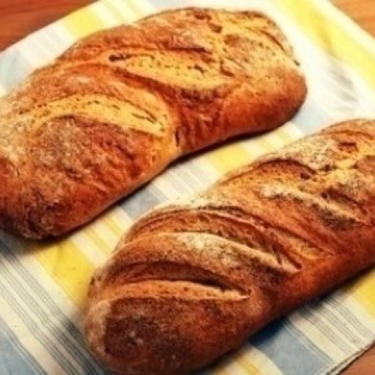 Ezen a képen: Burgonyás kenyér 1.