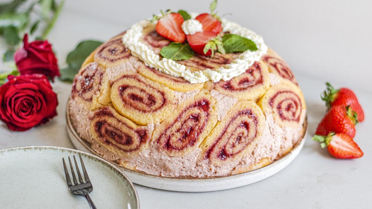 Epres Royal Charlotte-torta