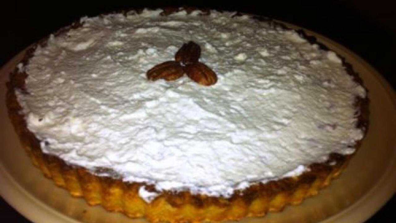 Birsalmás-pekános pite